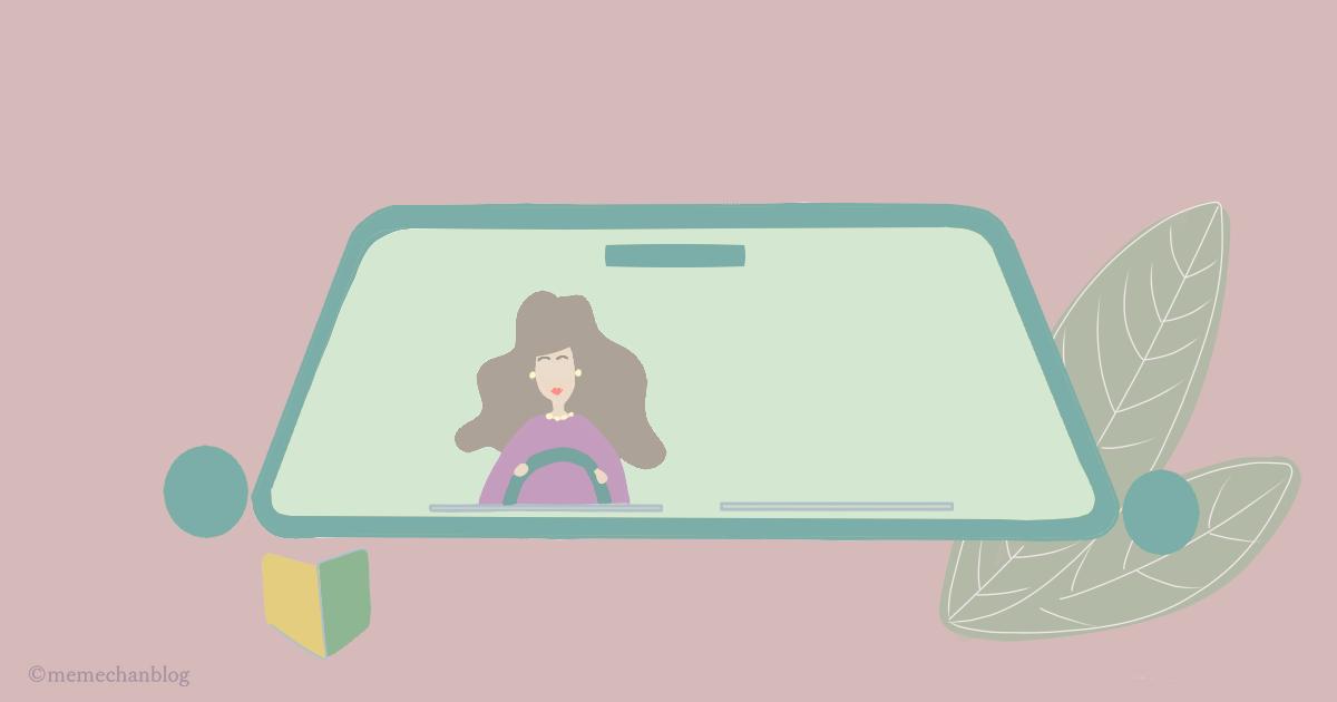 Drivinglicense-woman